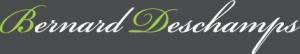 Bernard DESCHAMPS artiste peintre Logo